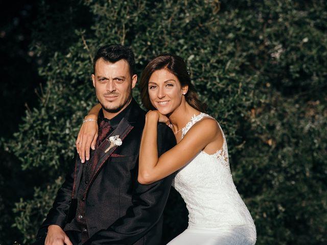 La boda de Núria y Enric