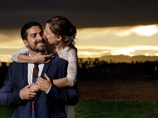 La boda de Aina y Santi