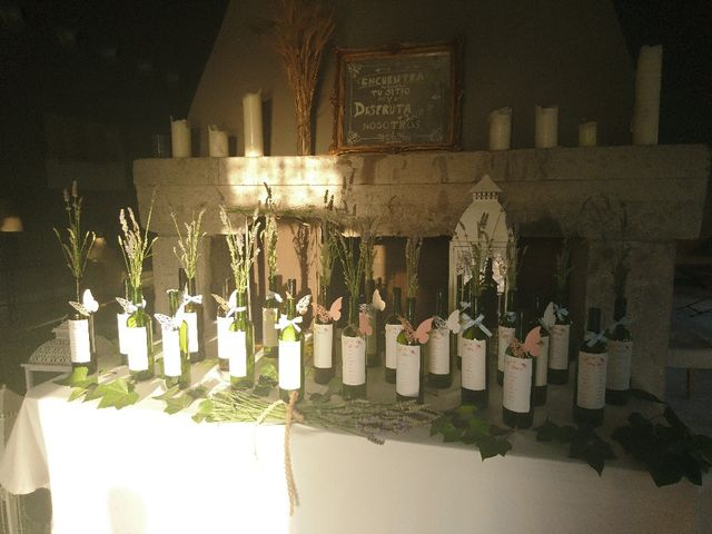La boda de Miguel y Eli  en Olivares, Granada 13