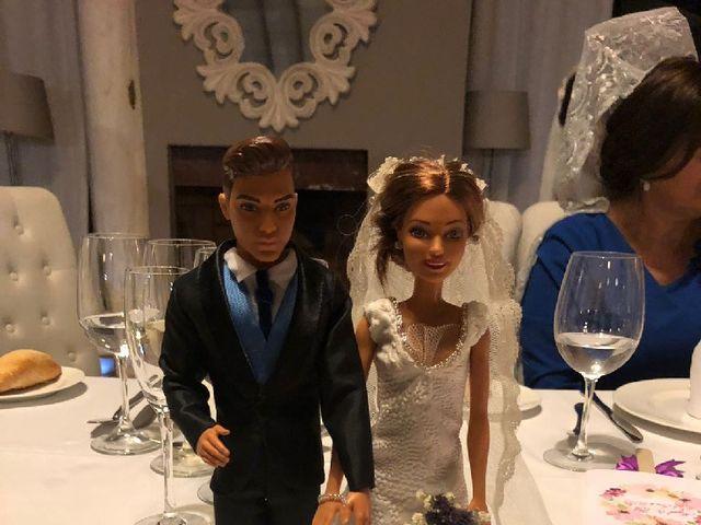 La boda de Miguel y Eli  en Olivares, Granada 23