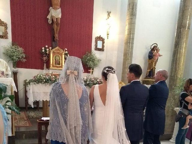 La boda de Miguel y Eli  en Olivares, Granada 30