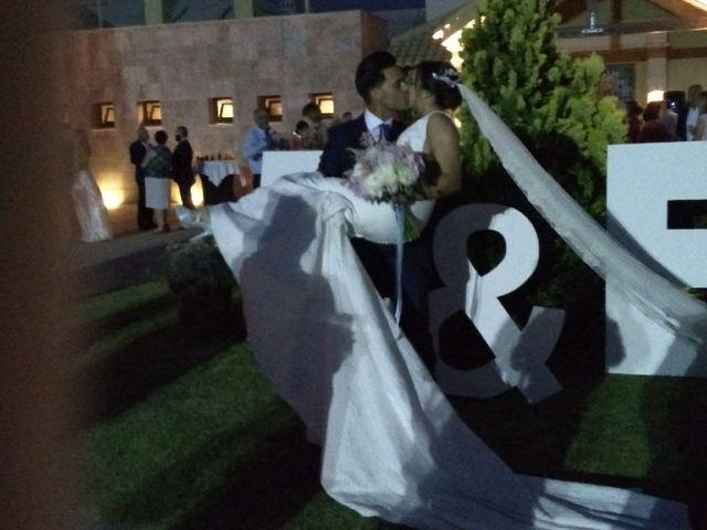 La boda de Miguel y Eli  en Olivares, Granada 31