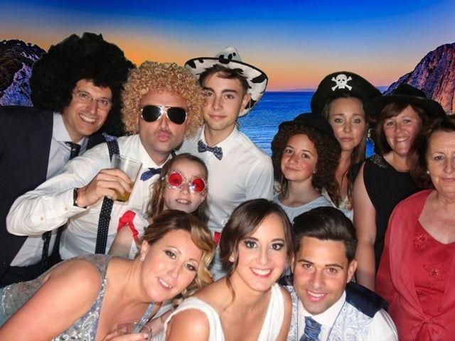 La boda de Miguel y Eli  en Olivares, Granada 38