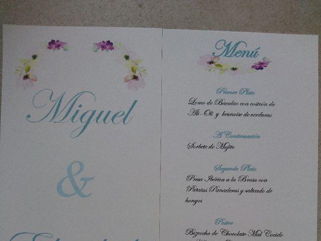 La boda de Miguel y Eli  en Olivares, Granada 48
