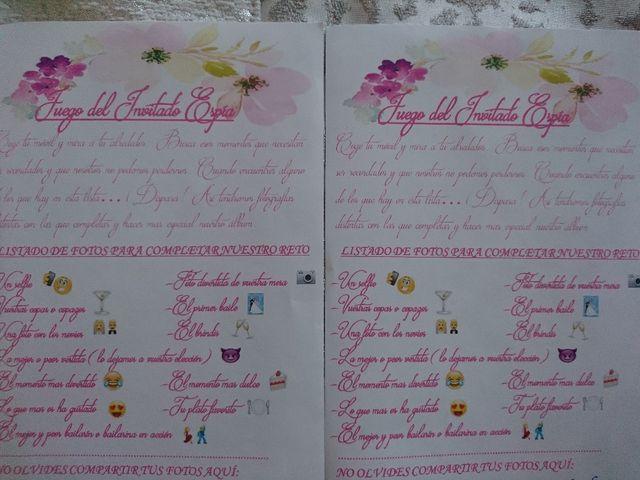 La boda de Miguel y Eli  en Olivares, Granada 51