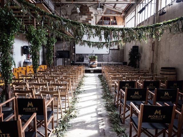 La boda de Cristian y Paula en Barcelona, Barcelona 1