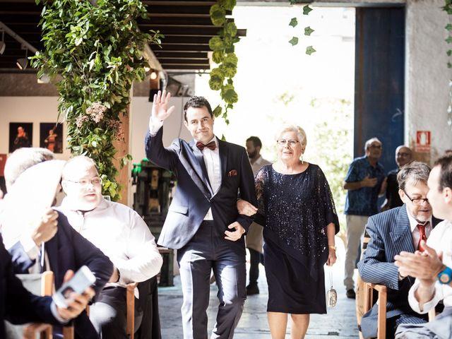 La boda de Cristian y Paula en Barcelona, Barcelona 10