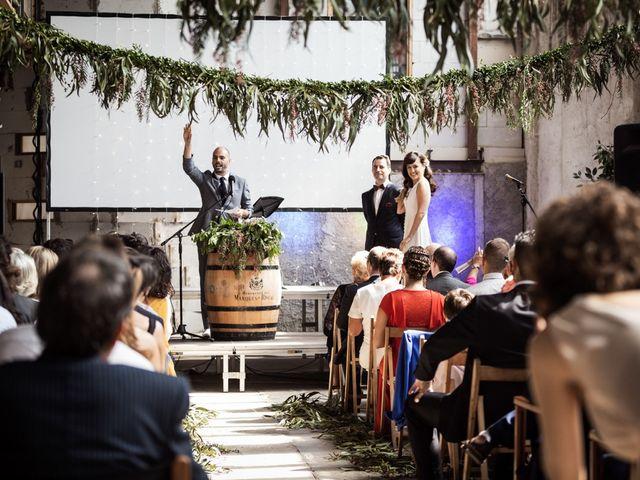 La boda de Cristian y Paula en Barcelona, Barcelona 15