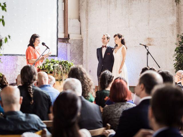 La boda de Cristian y Paula en Barcelona, Barcelona 19