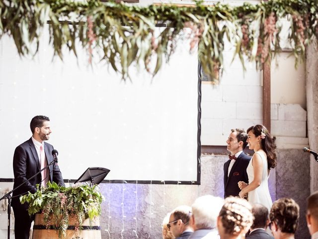 La boda de Cristian y Paula en Barcelona, Barcelona 22