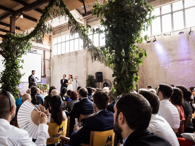 La boda de Cristian y Paula en Barcelona, Barcelona 23