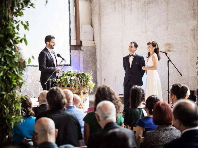 La boda de Cristian y Paula en Barcelona, Barcelona 24