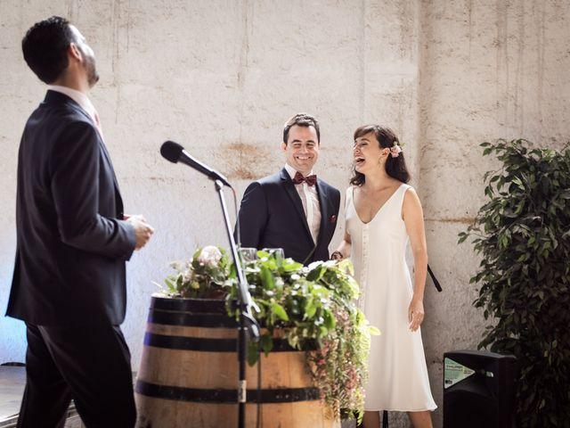La boda de Cristian y Paula en Barcelona, Barcelona 25