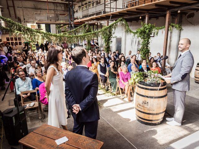 La boda de Cristian y Paula en Barcelona, Barcelona 26