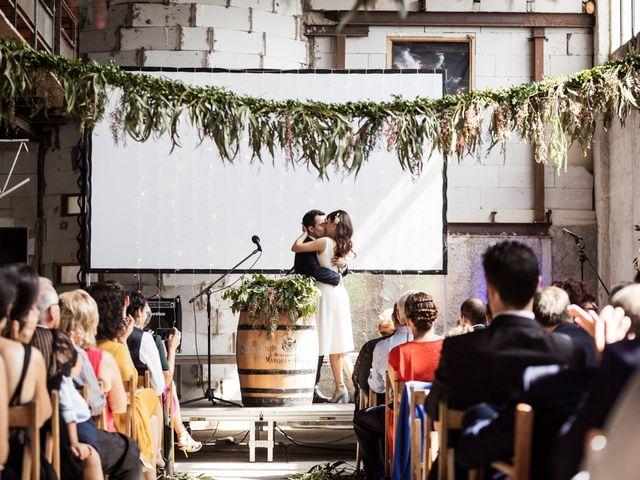 La boda de Cristian y Paula en Barcelona, Barcelona 31