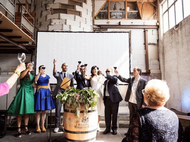 La boda de Cristian y Paula en Barcelona, Barcelona 32