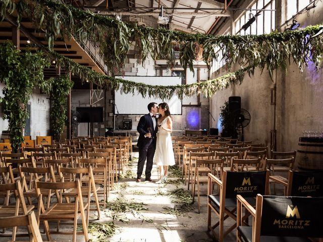 La boda de Cristian y Paula en Barcelona, Barcelona 34