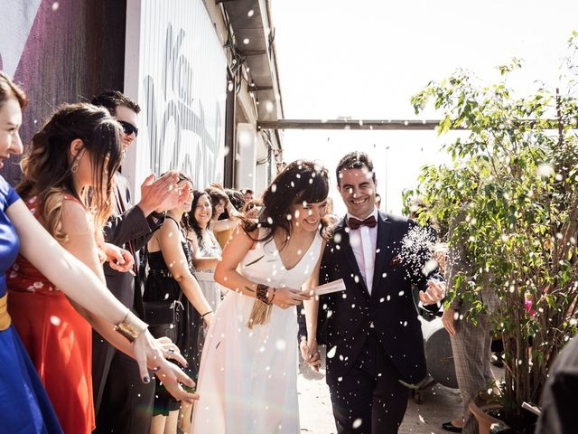 La boda de Cristian y Paula en Barcelona, Barcelona 37