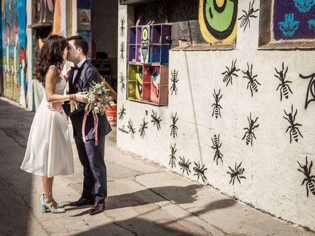 La boda de Cristian y Paula en Barcelona, Barcelona 39