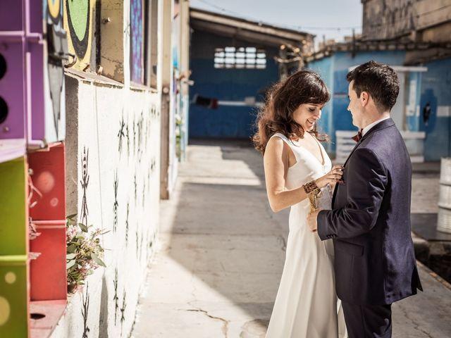 La boda de Cristian y Paula en Barcelona, Barcelona 42
