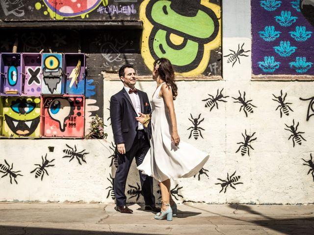 La boda de Cristian y Paula en Barcelona, Barcelona 43