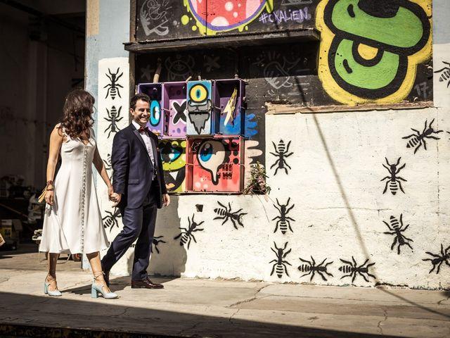La boda de Cristian y Paula en Barcelona, Barcelona 44