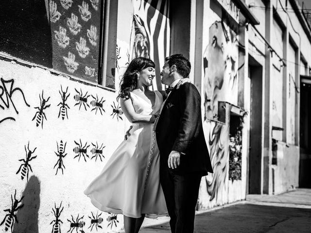La boda de Cristian y Paula en Barcelona, Barcelona 45