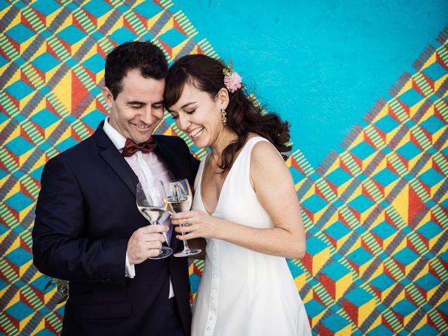 La boda de Cristian y Paula en Barcelona, Barcelona 51