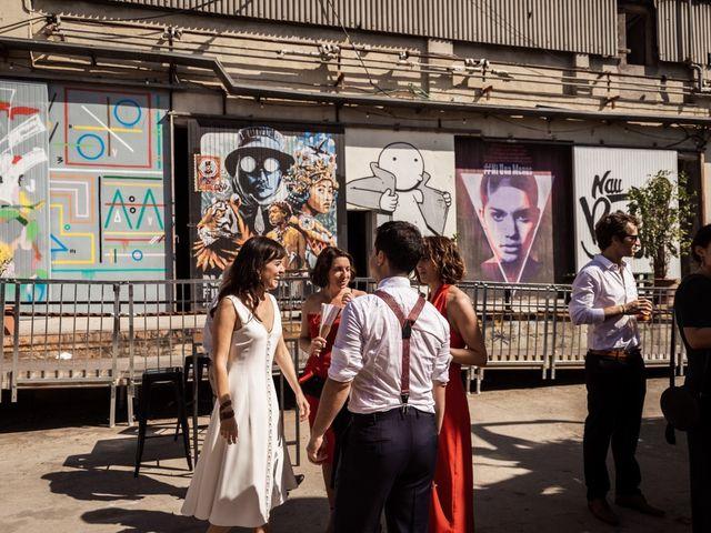 La boda de Cristian y Paula en Barcelona, Barcelona 58