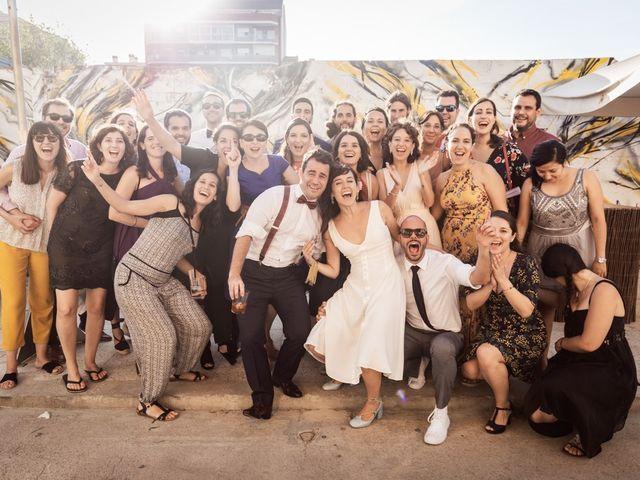 La boda de Cristian y Paula en Barcelona, Barcelona 83