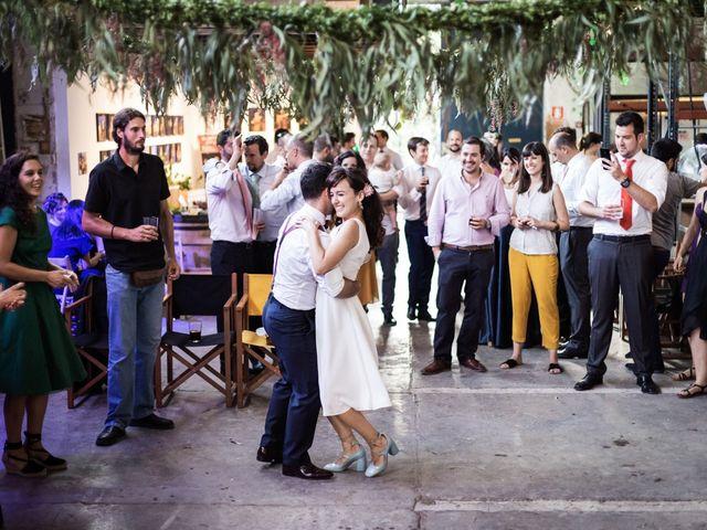La boda de Cristian y Paula en Barcelona, Barcelona 102