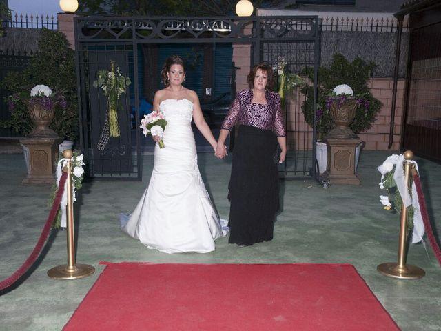 La boda de Álvaro y Yolanda en Valencia, Valencia 14