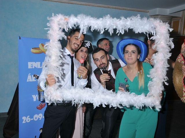 La boda de Álvaro y Yolanda en Valencia, Valencia 23