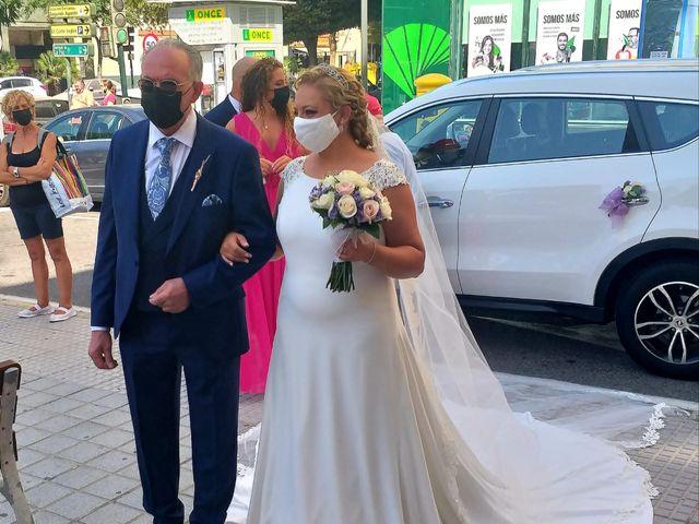 La boda de Manuel  y Anabel  en Cádiz, Cádiz 1