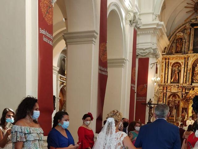 La boda de Manuel  y Anabel  en Cádiz, Cádiz 10