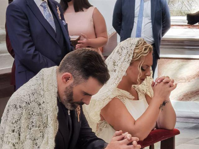 La boda de Manuel  y Anabel  en Cádiz, Cádiz 15