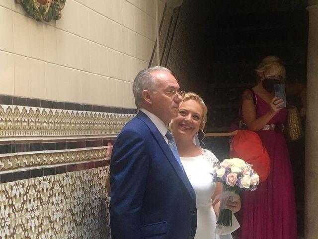 La boda de Manuel  y Anabel  en Cádiz, Cádiz 34