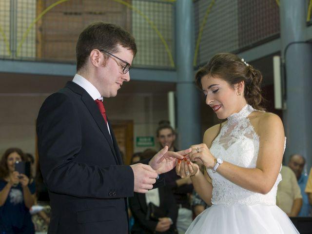 La boda de Nieves y Bruno