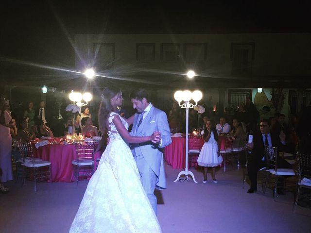 La boda de Manuel caballero y Carloty veras en Guareña, Badajoz 9