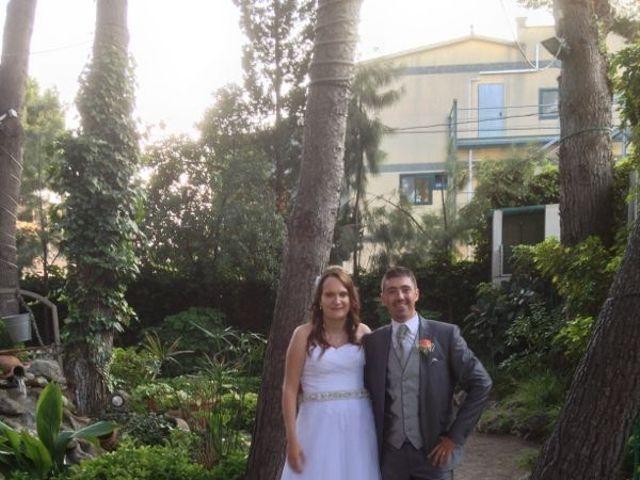 La boda de Ana y Alberto en Castelldefels, Barcelona 2