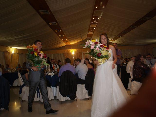 La boda de Ana y Alberto en Castelldefels, Barcelona 1