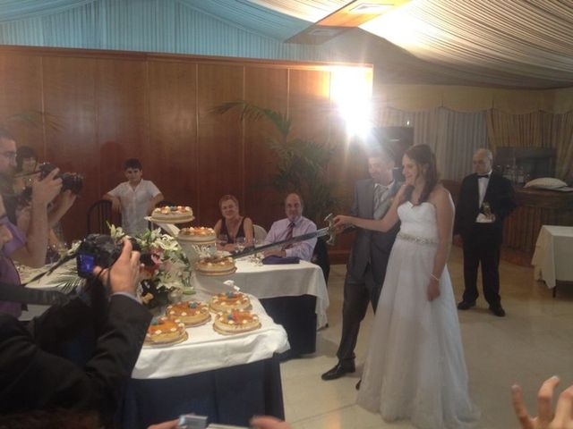 La boda de Ana y Alberto en Castelldefels, Barcelona 9