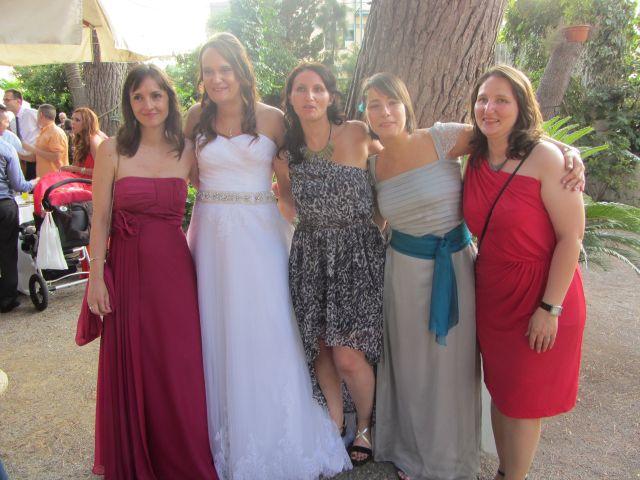 La boda de Ana y Alberto en Castelldefels, Barcelona 12