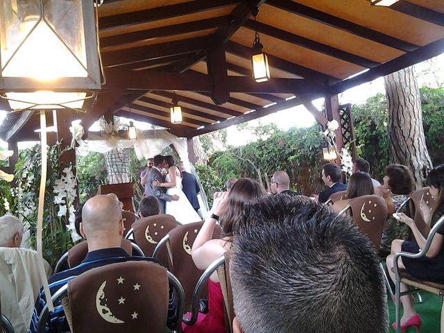 La boda de Ana y Alberto en Castelldefels, Barcelona 15