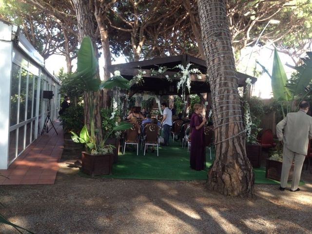 La boda de Ana y Alberto en Castelldefels, Barcelona 13