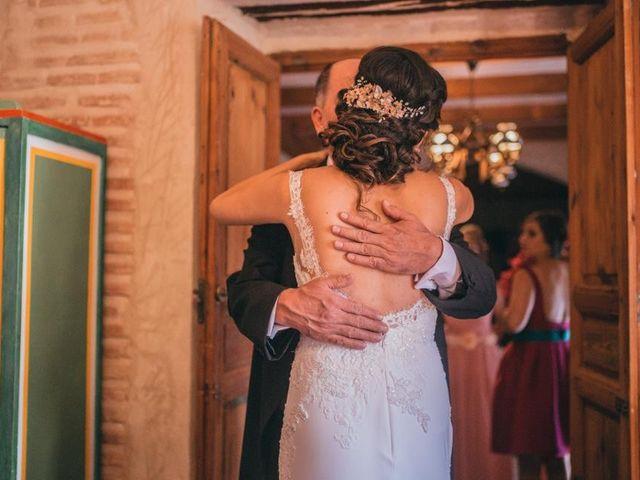 La boda de Luis Fernando y Carolina en Los Yebenes, Toledo 1