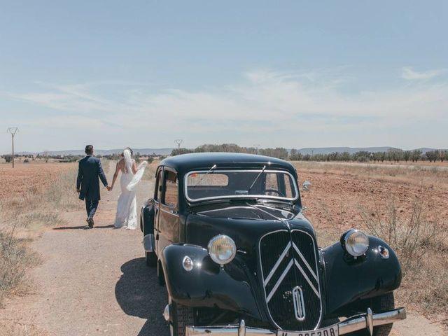 La boda de Luis Fernando y Carolina en Los Yebenes, Toledo 3