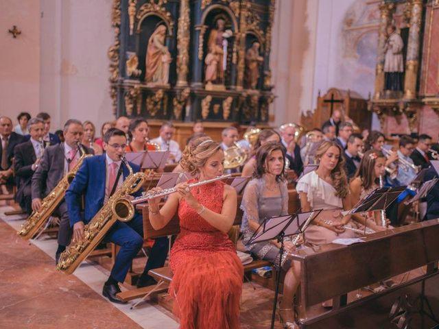 La boda de Luis Fernando y Carolina en Los Yebenes, Toledo 4
