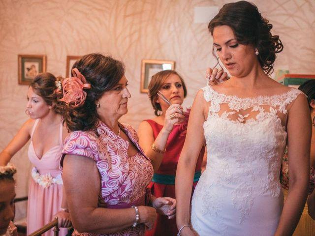La boda de Luis Fernando y Carolina en Los Yebenes, Toledo 2