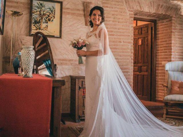 La boda de Luis Fernando y Carolina en Los Yebenes, Toledo 5
